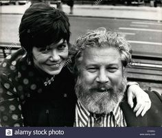 1972 - Peter Ustinov And Wife In London. Pictured In London Stock Photo, Royalty Free Image: 69466730 - Alamy Big Daddy Bear, Peter Ustinov, London Today, London Pictures, New Wife, Town Hall, Great Love, Online Images, Royalty Free Images