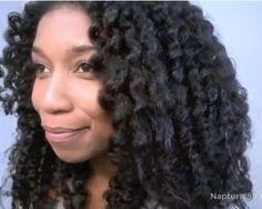 Naptural85s Method for a Flawless Stretched Twist Out.