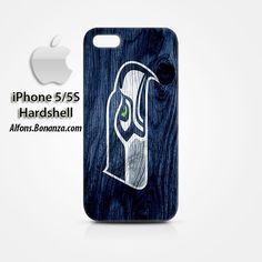 Seattle Seahawks Logo iPhone 5 5s Hardshell Case