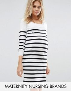 737eec6d3424b Search: white shift dress - Page 1 of 5 | ASOS Maternity Fashion, Maternity