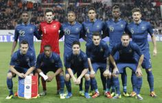 Watch France National Football Team at FIFA World Cup 2014 Online