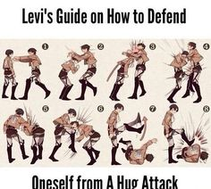 Defend from Hugs