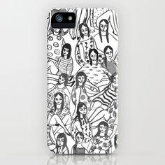Girls iPhone & iPod Case