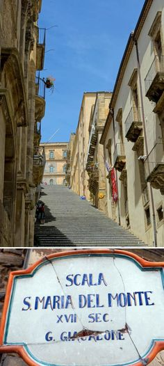 Staircase of Santa Maria del Monte in the old part of Caltagirone | 3 Unforgettable Days in Sicily - Itinerary suggestions