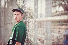 senior photo idea for baseball player Male Senior Photography, Senior Boy Photography, Baseball Photography, Sport Photography, Photography Portraits, Photography Ideas, Baseball Senior Pictures, Male Senior Pictures, Senior Photos
