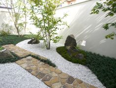 もみじと竹林の庭 - 造園工事・土木建設工事 城南ガーデンン Broken Pot Garden, Garden Pots, Japan Garden, Japanese Landscape, Garden Projects, Landscape Architecture, Beautiful Gardens, Bonsai, Garden Design