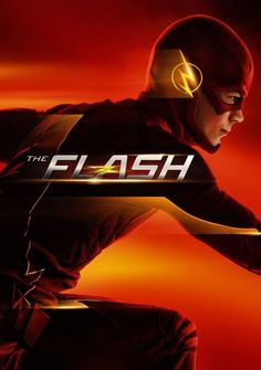Flash TV series Season 1 DVD and Blu-Ray cover. Not sure if this is final or preliminary, but it's available for preorder!
