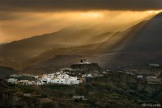 Dawn in Canjayar, Almeria, Spain by Domingo Leiva - Photo 133790123 - Spain Images, Andalusia Spain, Spain Holidays, Natural Park, Adventure Tours, Sierra Nevada, Canary Islands, Spain Travel, Travel Photographer