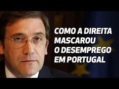 Como a direita mascarou o desemprego em Portugal - Jornal Tornado
