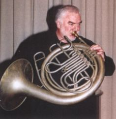 Bass French Horn