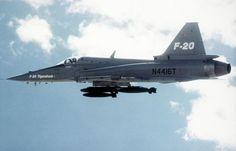 Northrop F-20 Tigershark | F-20 Tigershark
