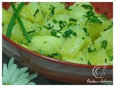 Salada de Aipim