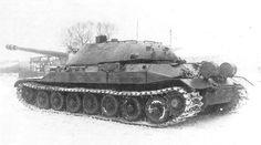 Prototype IS-7 heavy tank, 1948, photo 2 of 2