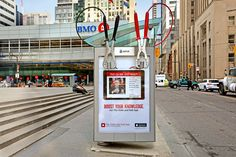 Love this OOH execution for Globe & Mail with Astral in Toronto. http://arcreactions.com/great-marketing-content-dumbing-dumber-dumber/