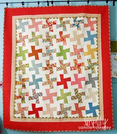 Awesome quilt by Camille Roskelly