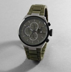 Army Green Sport Watch - Kenneth Cole