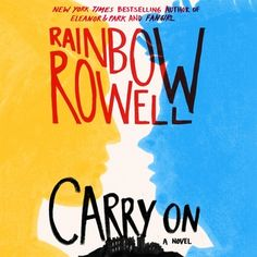 Rainbow Fan, Carry On Book, Eleanor And Park, Rainbow Rowell, Teen Romance, High Fantasy, Bestselling Author, Book Format, Breakup
