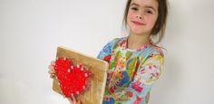 Für den Muttertag oder Valentinstag: Herzhämmern!