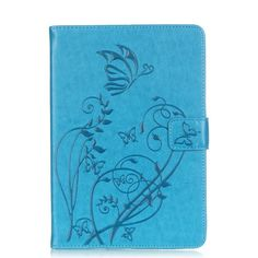 Butterfly Painting PU Leather Flip Case For Apple iPad Mini 1 2 3 Cases W/Stand Cover For ipad Mini 1 2 3 Table Case #Affiliate