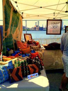 Brooklyn Flea Market, Williamsburg, New York City