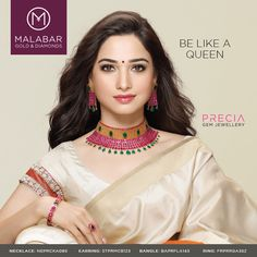Astonishingly magnificent and stunning, this classic necklace set from Precia collection is crafted to suit woman on all occasions.