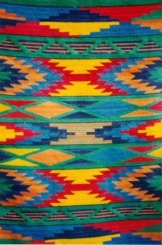 Inspiration: Patterns from the Andes