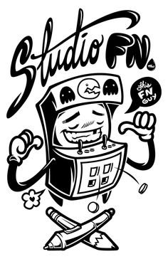 http://www.behance.net/gallery/Studio-FN-T-shirt-design/7501021
