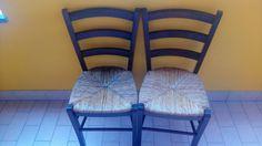 Vendo per non utilizzo coppia di sedie in legno con seduta in paglia pari a nuovi. https://youtu.be/SZZtzkj7Zwc https://youtu.be/x3OcmExXrbo