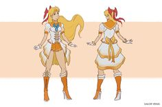 ArtStation - Sailor Moon - Rise of the Dark Kingdom, Moize Opel