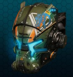 A Vanguard helmet replica is a part of what you get if you shell out $250 for the Collector's Edition of Titanfall 2.