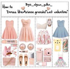 How to dress like Ariana Grande!
