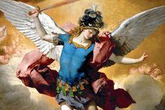 Pídele Protección y Limpieza Energética al Arcángel Miguel