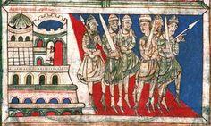Codex Calixtinus, 1135-1139 Santiago de Compostela, Spain