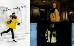 benjamin button yellow cape - Google Search