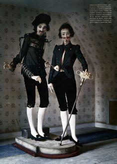 Mechanical Dolls, Tim Walker