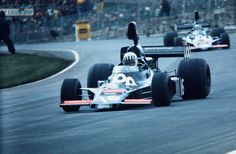 tom pryce 1975 | Tom Pryce | J-P. Jarier (1975 Race of Champions) by F1-history
