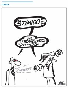 #Humor Forges @forges en @el_pais Jueves , 05 Mayo - 2016