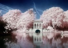 Birkenhead Park, England