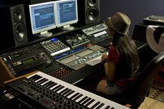 Bachelor of Science (B.S.) Degree in Music Production
