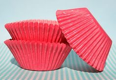 | Bubblegum Pink Baking Cups | Snack Bake Shop