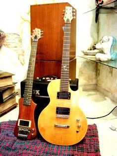 guitarra de viaje elias luthier