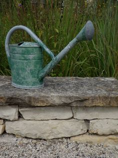 Antique watering can......I have many sizes.....LoVe!!