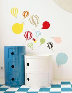 Balloons Wallsticker | Littlephant |