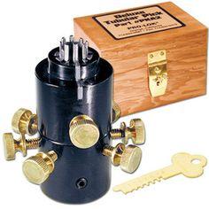 Deluxe ACE Tubular Lock Pick