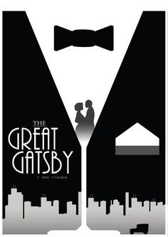 The great gatsby jazz age poster
