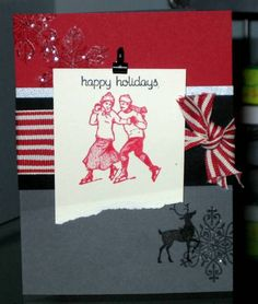 Winter Post (Stampin' Up)