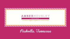 If you could go back to Day 1 of starting your creative business, what advice would you give yourself? These ladies share | AMBER HOUSLEY Inspired Nashville - Recap. Video by @AmberHousley.