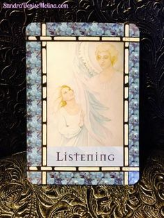 September 17, 2014: You have been asking for guidance and you know what to do.  Listen and trust your intuition because it will not guide you astray, since you are connected to the Divine.  Listen and follow through with the guidance you are receiving. www.sandradenisemolina.com #angelgram #angels #Listen