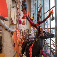 Fall Store Displays #freepeople #displays