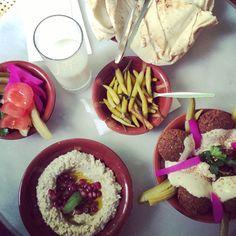 Beirut Beirut || Falafel